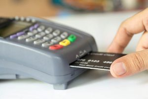 Chip Credit Card Machine